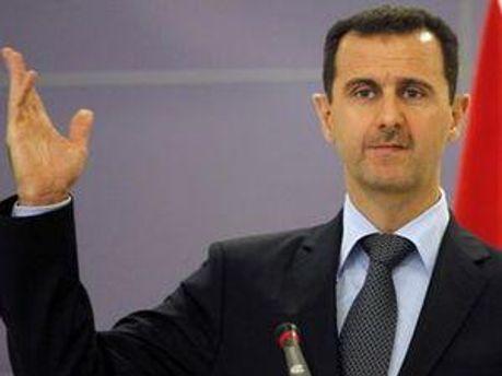 Президент Сирії Башар Асад