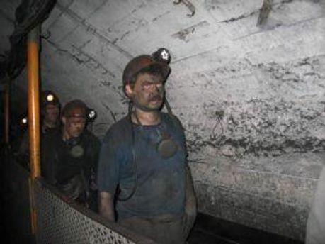 Жизнь шахтера не удалось спасти