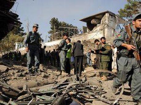 У Афганістані теракт забрав понад 60 життів
