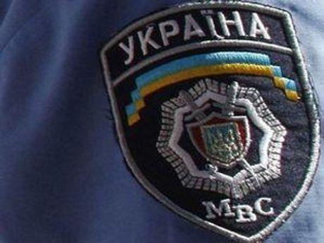 Міліція звинувачує міитнгувальників у пошкодженні автобусів