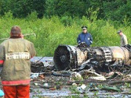 У авіакатастрофі загинуло 46 осіб