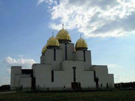Храм Рождества Пресвятой Богородицы во Львове