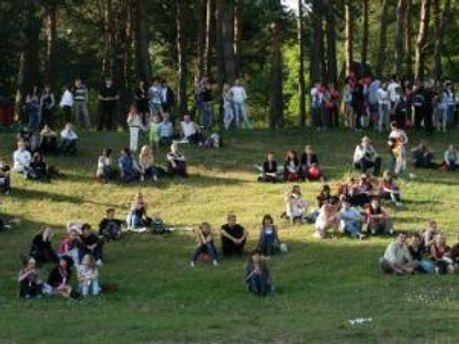 Молодь у Житомирі
