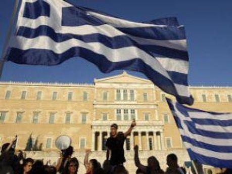 Демонстранти у Греції
