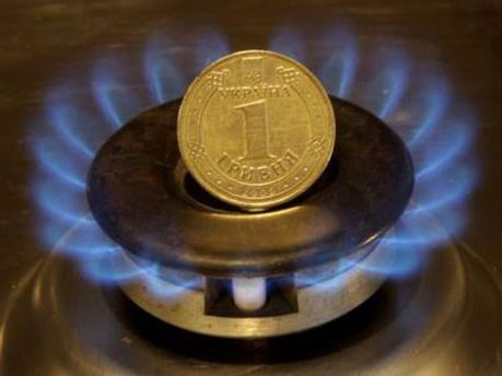 Україна найбільше споживає російський газ