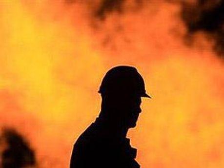 Бойцы МЧС пожар ликвидировали