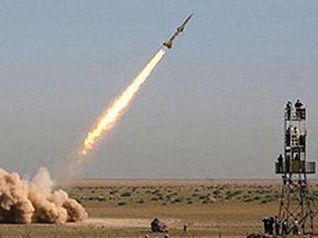 Іран випробував ракети