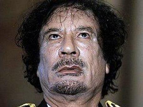 На Каддафи подали в суд