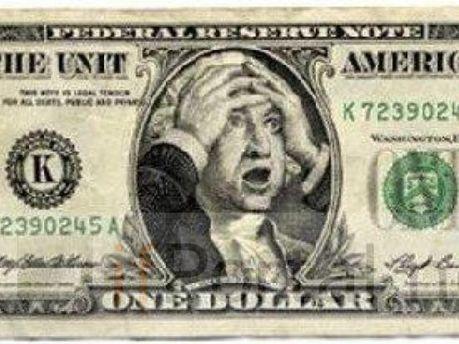 Долар чекає невеселе майбутнє