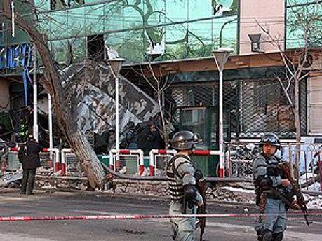 В результате нападения боевиков погиб 21 человек