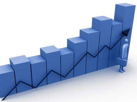 ВВП Украины растет