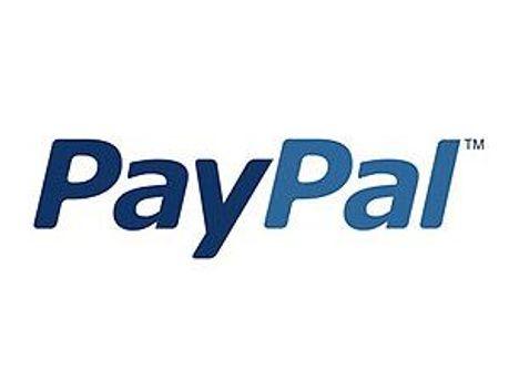 Логотип платежной системы PayPal