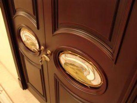 За дверима нічого не звичного