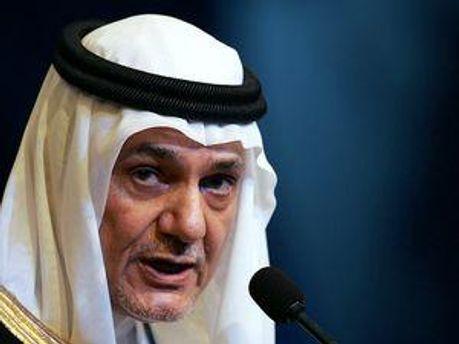 Принц Туркі аль-Фейсал