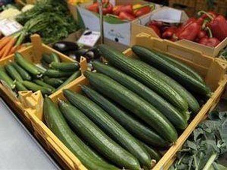 Іспанія спростовує інформацію про небезпечні огірки