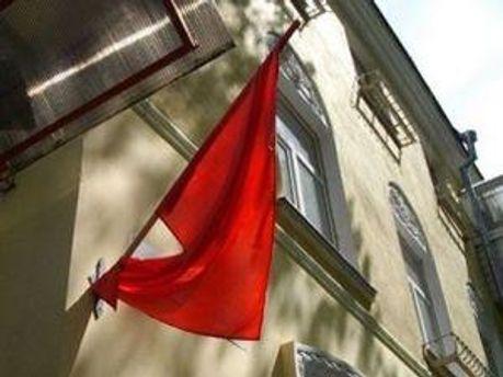 Червоних прапорів у Львові не буде