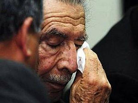 Экс-руководитель Гватемалы