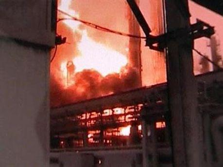 В ресторане Петербурга прогремел взрыв