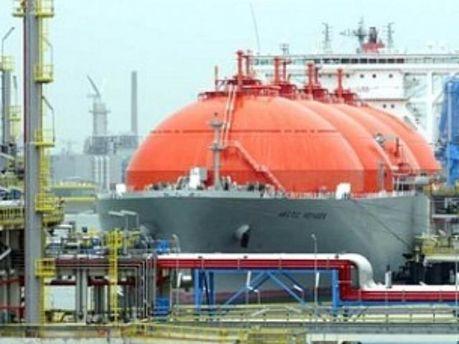 Україна думає купувати газ у США