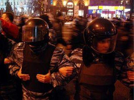 МВС Росії: всі провокації припинятимуться