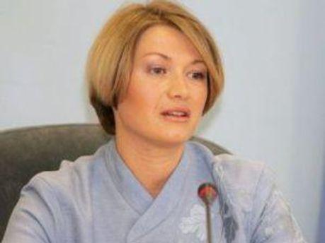 Ирина Геращенко в числе недовольных