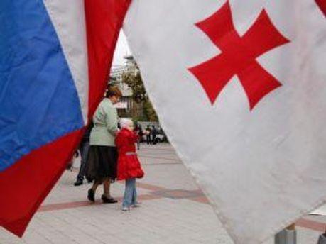 У Грузії є дві умови до Росії щодо Абхазії і Південної Осетії