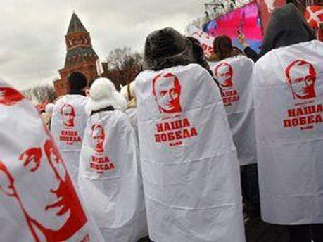 Прокремлевские движения будут митинговать в день выборов
