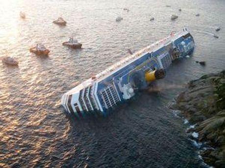 Капитана обвиняют в нанесении экологического ущерба