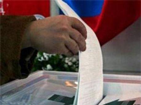 Явка избирателей в Украине достаточно высокая