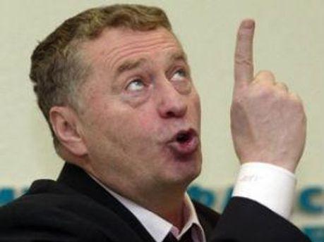 Володимир Жиріновський вважає вибори-2012 чесними