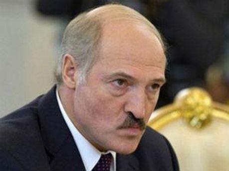 Олександр Лукашенко незадоволений політикою ЄС щодо Білорусі