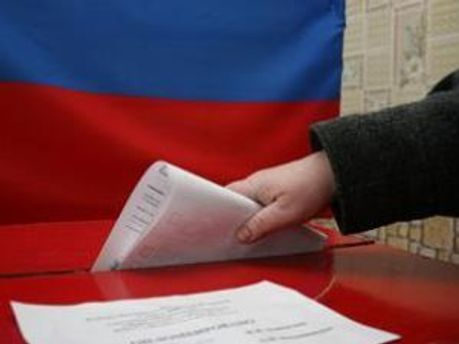 25 299 россиян проголосовали в Украине