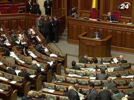 11% депутатів сподіваються потрапити у партійні списки