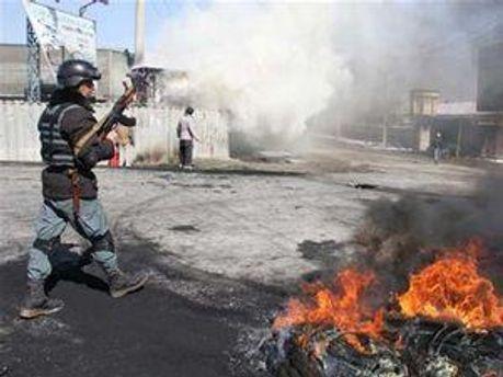 Афганцы мстят за Коран