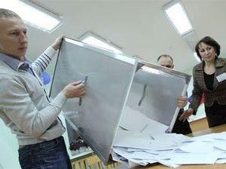 За даними ЦВК Путін став президентом