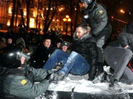 Против задержанных составили протоколы