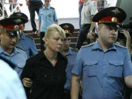 Арешт Світлани Інякіної продовжили до 10 травня