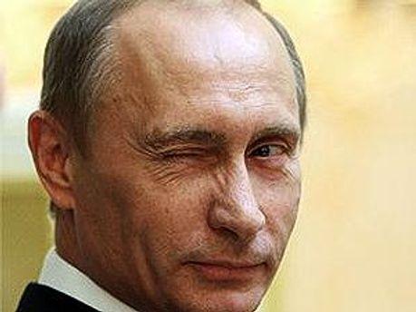 Прем'єр-міністр РФ Володимир Путін