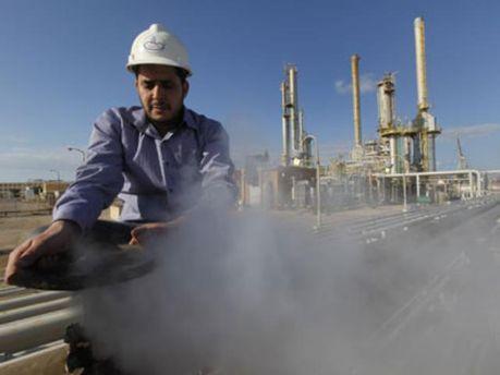 Ливии грозит распад из-за добычи нефти