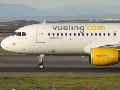 Испанский лоукост Vueling Airlines