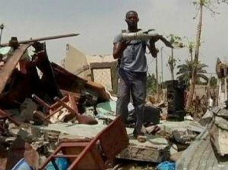 У столиці Конго прогриміло одразу 5 вибухів
