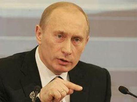 Владимир Путин не считает действия полиции неправомерными