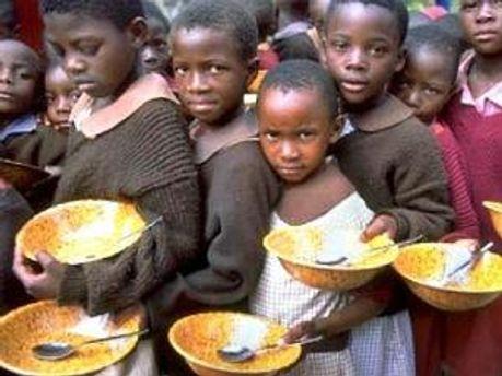 ООН предлагает свою стратегию решения проблем с питанием