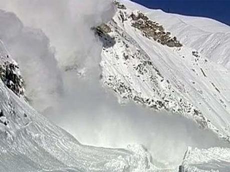 Жертв схода лавины нет