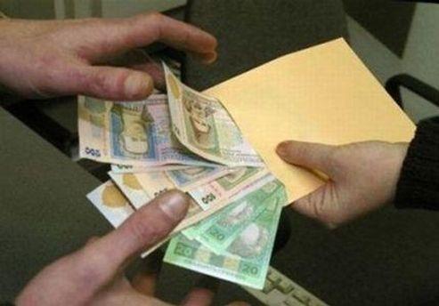 Средняя зарплата в Украине 2722 гривны