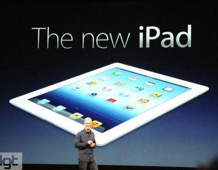 Новый iPad от Apple