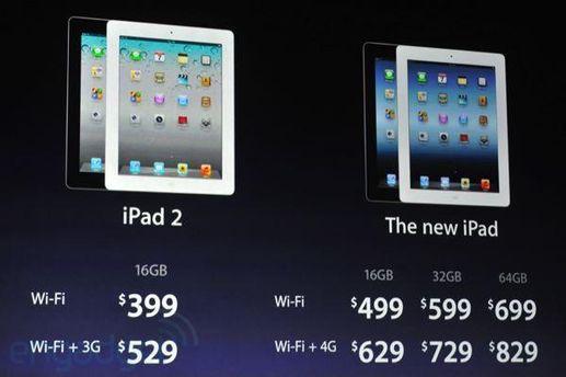 Ipad 2 став дешевшим