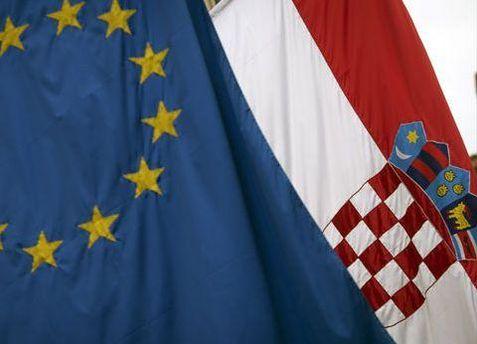 Более 66% хорватов поддерживают вступление в ЕС