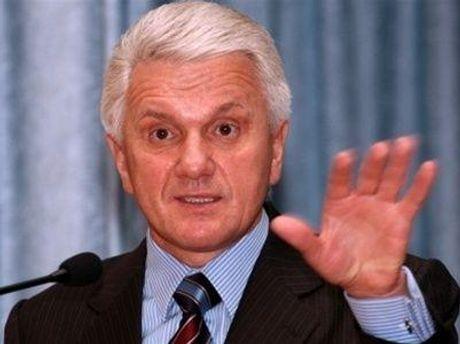 Володимир Литвин запросив Йосіхіко Ноду до України