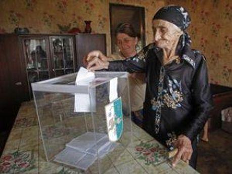 Вибори в Абхазії Грузія не визнає легітимними
